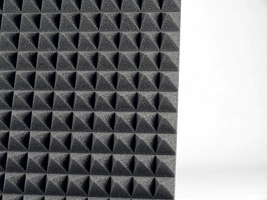 Panel acústico absorbente EliAcoustic Piramidal 50 (1 unidad)