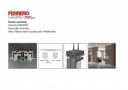 FerreroLegno - Paneles correderos