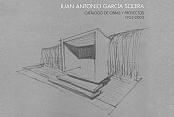 Juan Antonio García Solera. Catálogo de Obras y Proyectos 1953-2003