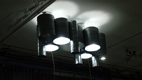 MOCHILA-COHETE lampara