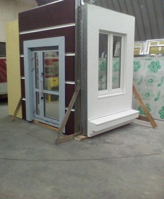 Paneles de cerramientos exteriores SPANS