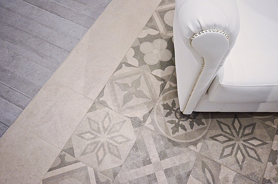 Colecci n parador cer mica y azulejos - Lino imitation carrelage ciment ...