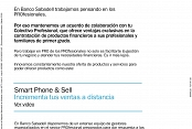 Sabadell: Smart Phone & Sell. Incrementa tus ventas a distancia