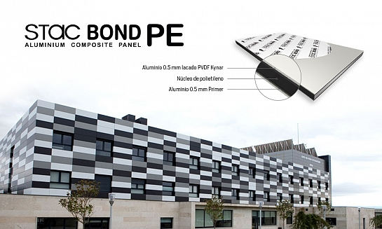 Panel Composite Aluminio STACBOND