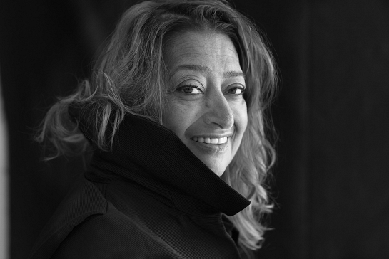 OLIVARI - Manilla CHEVRON - Zaha Hadid