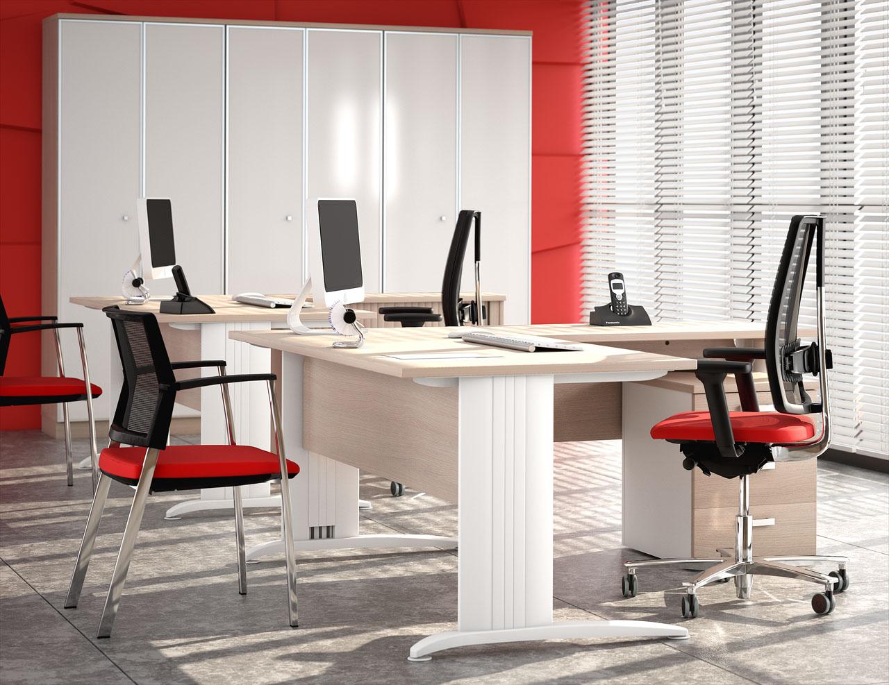 Proyectos de muebles de oficinas coss o profesional de la for Muebles de oficina ourense