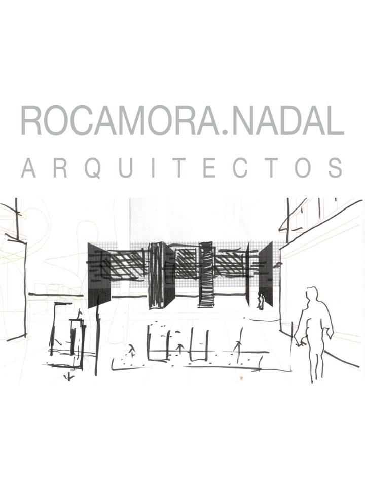 Proyectos de rocamora nadal arquitectos profesional de la - Necesito un arquitecto ...